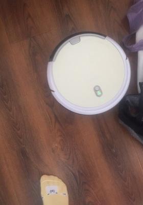 科沃斯扫地机器人DG800规划全自动一体机超薄擦拖地宝智能吸尘琥珀使用评价