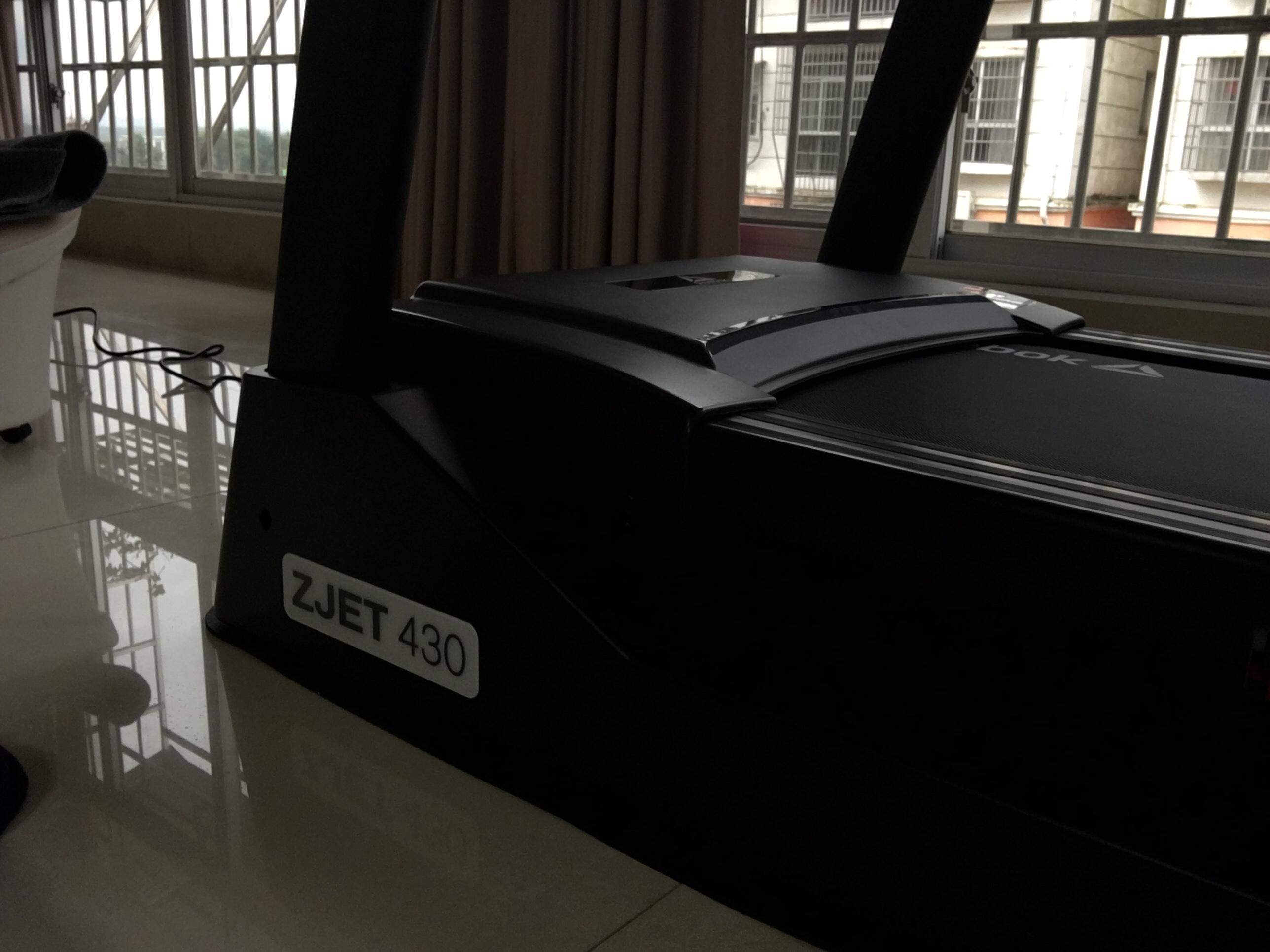 用户真实体验锐步ZJET430跑步机口碑好吗