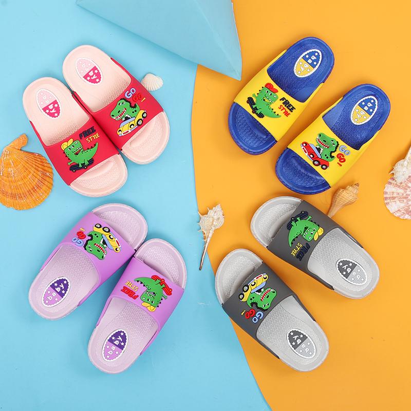 点击查看商品:儿童拖鞋夏季卡通男童凉拖鞋可爱女童浴室拖大中小童宝宝拖鞋防滑