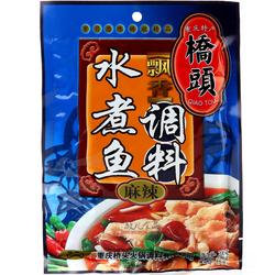 【10袋包邮】桥头飘香水煮鱼调料三料包200g麻辣可口