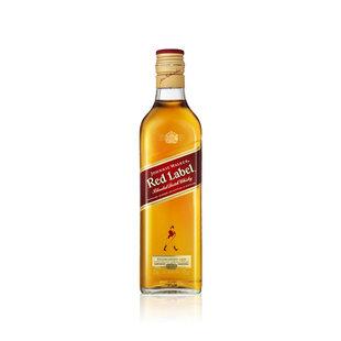 Johnnie Walker 尊尼获加红牌红方调配威士忌200ml进口洋酒包邮