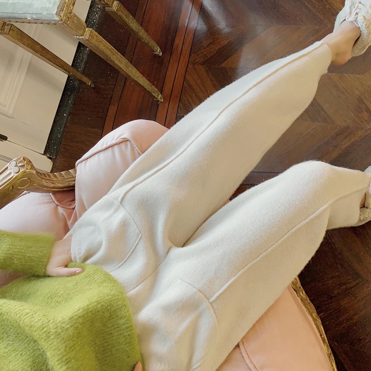 大喜双11快加购/高品质加厚型休闲百搭裤.冬天不想脱的那种