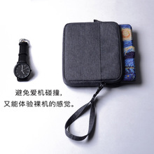 Kindle收纳ho5手拎亚马up内胆包4内胆包布