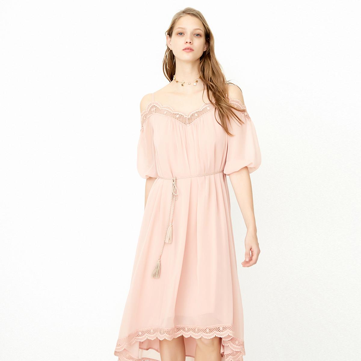 新款 吊带 连衣裙