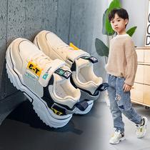 新款夏季中大童跑步运动休闲中小学软底减震跑鞋2018乔丹童鞋男童