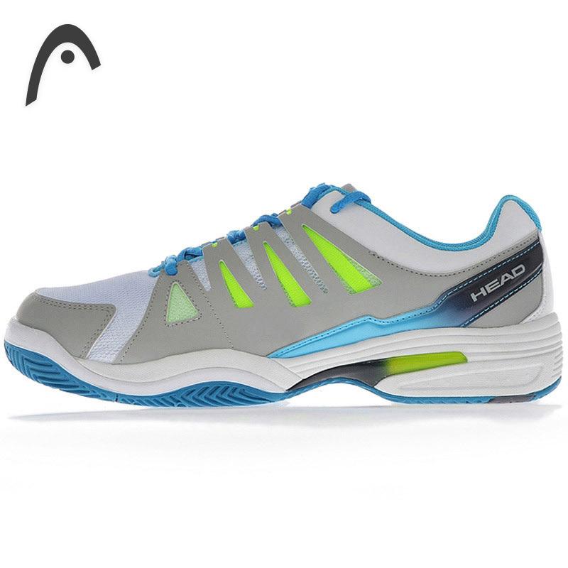 Head海德网球鞋男女鞋透气正品耐磨训练 运动鞋透气复古休闲