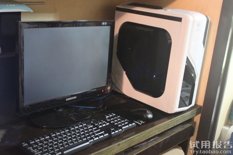 想在淘宝上买个二手电脑主机