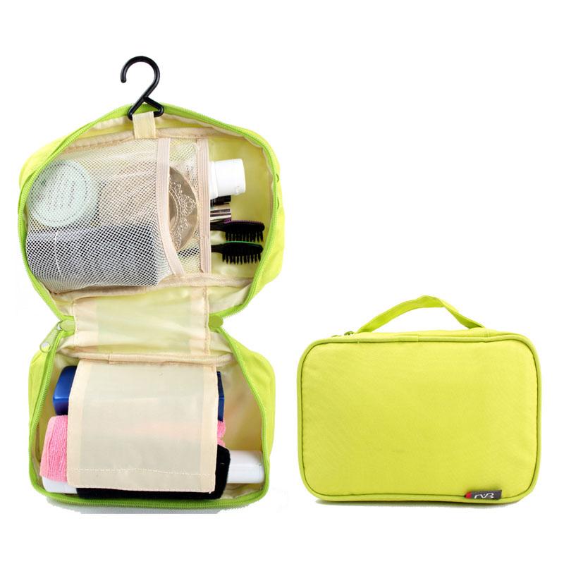 大容量男女士旅游旅行防水洗漱包 洗漱收纳包 便携化妆旅行套装袋