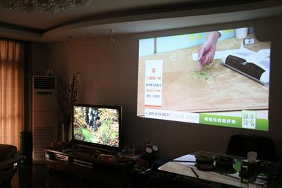 蒂彤M19微型3D投影仪4K高清手机投影机怎么样 使用蒂彤M19评价
