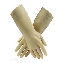代尔塔207001绝缘手套电工天然乳胶绝缘5kv舒适贴合柔软户外防护