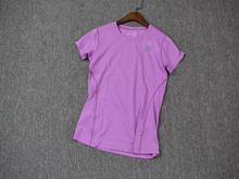 夏天颜色,新增紫wl5,MIXpw透气运动瑜伽休闲短袖 2色