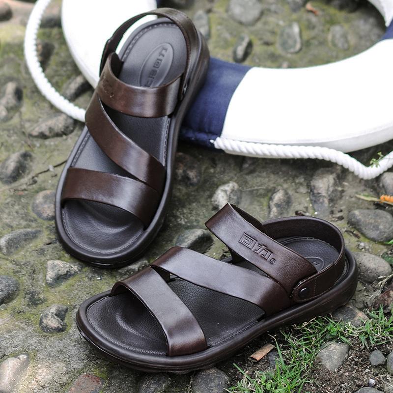 回力2019凉鞋男两穿防水塑料凉鞋沙滩凉鞋软底夏季男凉鞋平底凉鞋