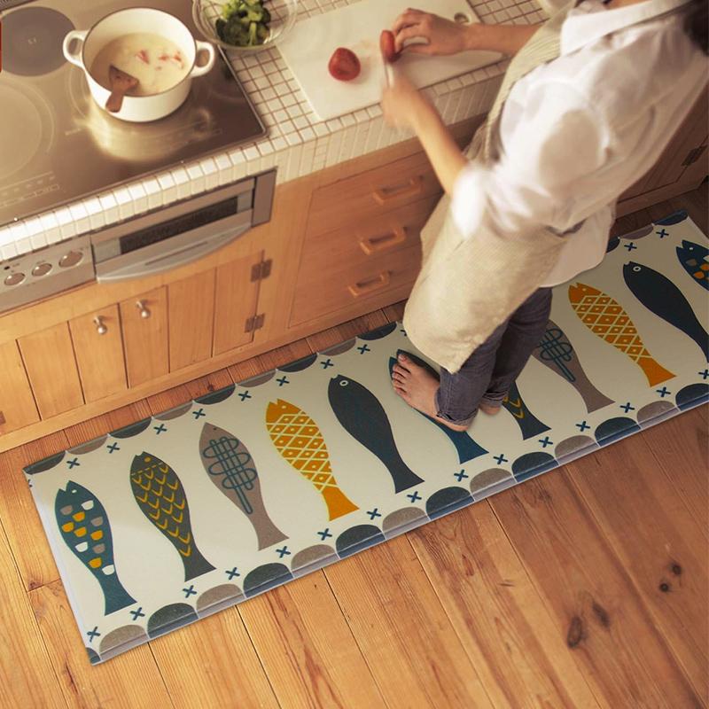 芦苇进门地垫门垫地毯门厅脚垫厨房卧室卫生间垫子吸水浴室防滑垫