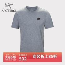 ARC'TERYX始祖鸟 男子 休闲  EMBLEM PATCH  短袖T恤