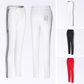 高尔夫女士长裤秋款修身显瘦弹力高球女裤GOLF服装