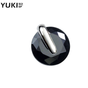 YUKI silver jewelry men''s jewelry 925 Silver men''s Stud Earrings cool Flash flashes diamond TRANS fashion new year gift