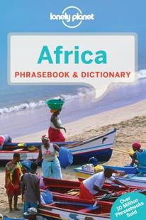 【预售】Lonely Planet Africa Phrasebook