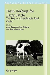 【预售】Fresh Herbage for Dairy Cattle: The Key to a