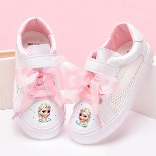 童鞋女童鞋子2019新款春网鞋