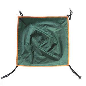 帐篷防雨罩户外露营野营帐篷防雨顶盖天窗盖防潮防水防雨防晒雨罩