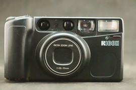 理光ricoh rz-700胶片旁轴复古相机 配件收藏装饰佳品车载摆件