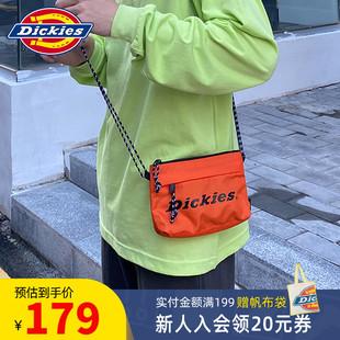 Dickies字母印花斜挎包情侣款迷你包单肩包DK008218图片