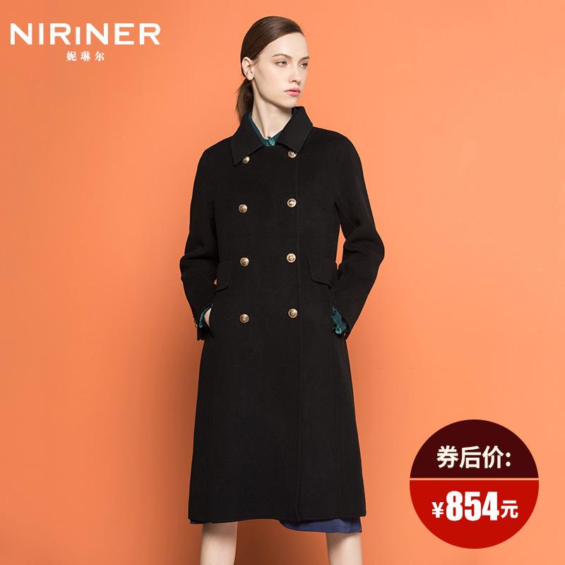 NIRINER妮琳尔毛呢大衣女怎样,品牌口碑好吗