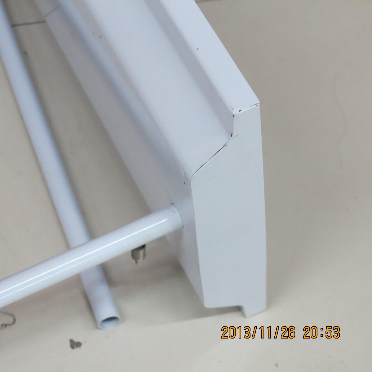 注水 门型展架 80x180 铁质 弹簧挂画架架防风门形