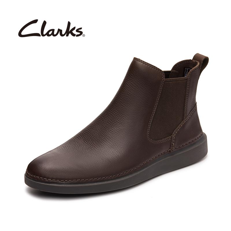 【双11狂欢价】clarks其乐男靴18秋冬新款…