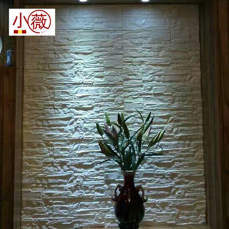 3d立体墙贴电视背景墙墙纸自粘防水客厅卧室自贴砖纹壁纸贴画贴纸