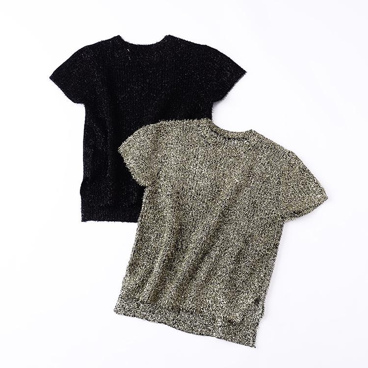 【包邮】I¥13 秋季新品百搭韩版学生时尚圆领百搭短袖显瘦上衣女