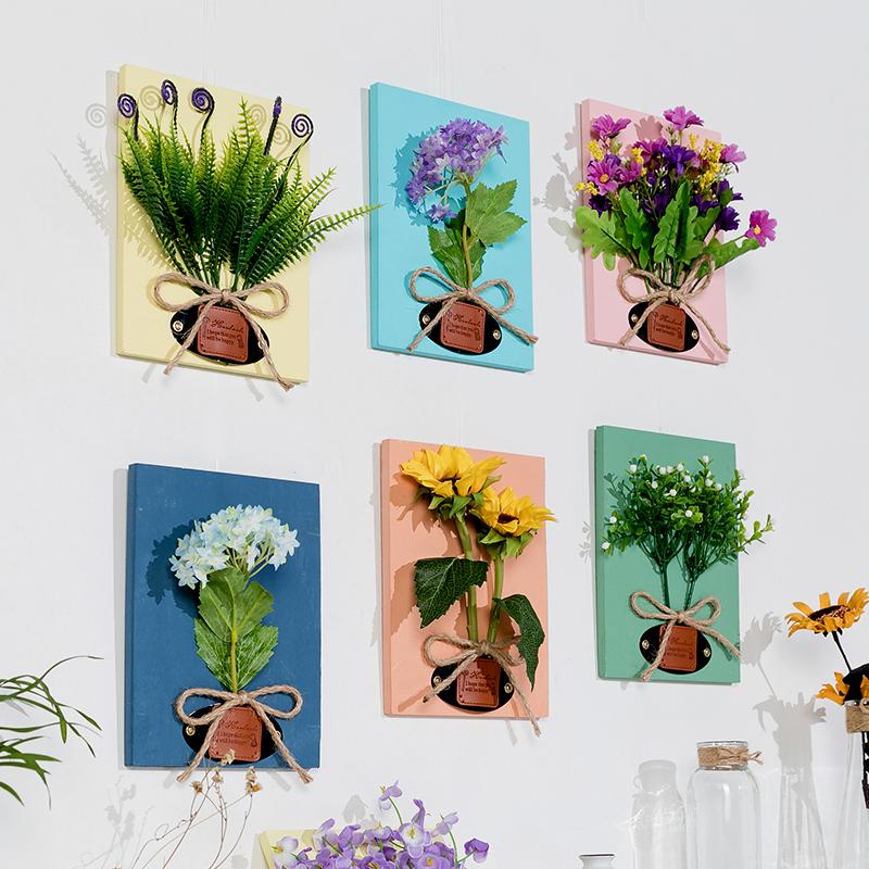 幼儿园环创材料吊饰墙面装饰创意区角环境布置班级田园风森系挂件_8折