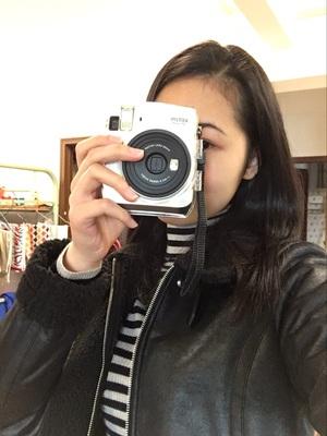 使用:富士 mini70 自拍相机 自动曝光 趣奇 一次成像 感受