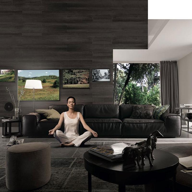 意大利沙发进口头层牛皮沙发AVENUE组合全皮沙发客厅沙发夏图md