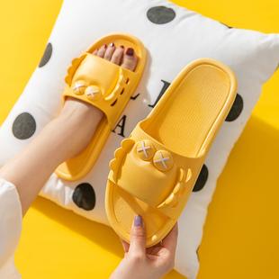 女夏天情侣家居一对室内洗澡凉拖鞋