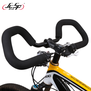 JcSp Riding Dedicated Handlebar Butterfly Butterfly Sponge Cover Mountain Bike Bicycle Parts Bend Handlebar
