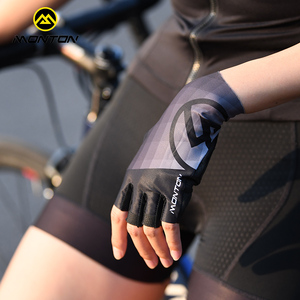 Monton pulse 18 short and half finger men and women summer fitness sports road mountain biking cycling gloves
