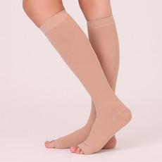 脉迪孕妇袜静脉袜弹力袜防曲张袜小腿袜 一级压力 女秋冬季厚款