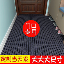 进门门口门垫防滑脚垫家用进fo10地毯防an户门厅可裁剪