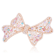 Pack email decorated Korean Han Guopan rhinestones tiara Korean hair comb jewelry F098