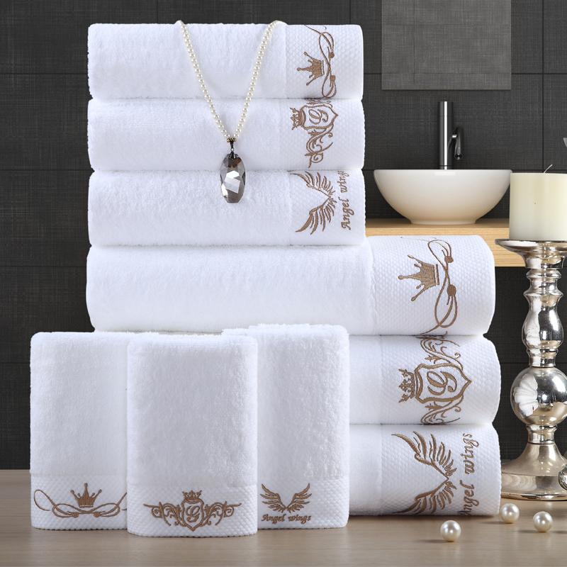 浴巾 五星级 酒店 毛巾 纯棉 成人 男女 加大 加厚 柔软 超强 吸水 套件