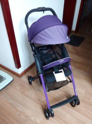 评价使用:Combi康贝婴儿轻便推车F2Plus Vivid儿童手推车感受