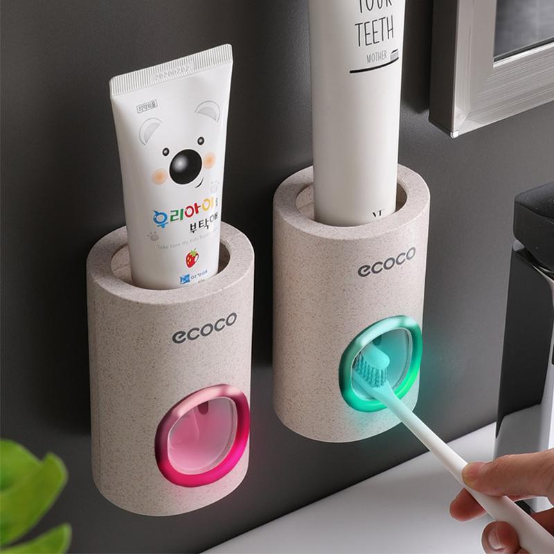 自动挤牙膏神器创意家居卫生间大全生活居家日用品