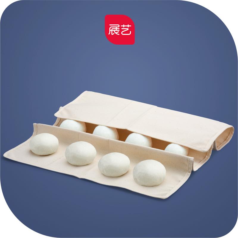 【展艺旗舰店】面包发酵布法式欧包法棍发酵布纯棉未漂白烘焙工具