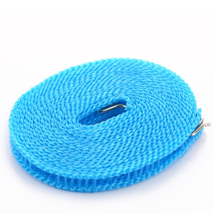8米加粗挂衣绳 防滑防风晾衣绳 晒衣绳 晒被绳晾晒绳子