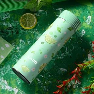 保温杯女学生韩版清新文艺便携水杯创意可爱茶杯不锈钢男士小杯子