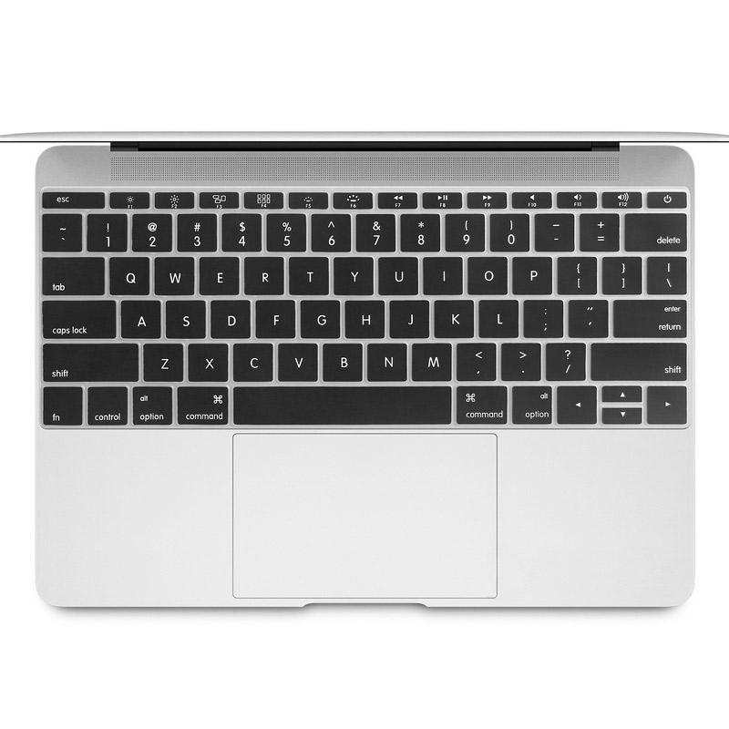 2016mac apple macbook notebook 15pro11 computer 12 keyboard protection film 13 inch 13.3air