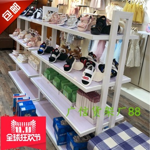 Shopping mall shoe rack display shoe store shoe rack display rack