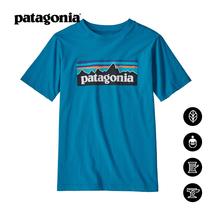 PATAGONIA巴塔2020Boys' P-6 Logo Organic T 有机棉男童T恤62153