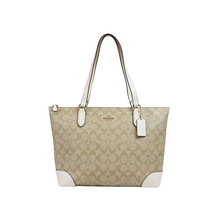 New COACH/Ms. Kouchi Zipper Open-close Printed Single Shoulder Handbag 29208